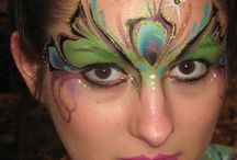 malováni na obličej