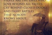 Random Quotes & Findings