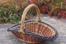 Basket - oval
