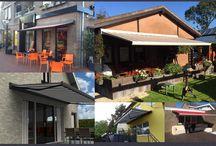 Jvs Zonwering / Bent u op zoek naar rolluiken, terrasoverkappingen, screens, veranda's, rolpoorten of een ander soort zonwering? Dan bent u bij JVS Zonwering aan het goede adres!