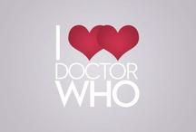 Allons-y, Doctor! / by Andrea Morgan