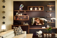 Wall Shelving / by Sandra Cummings