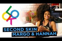 Second Skin with StyleLikeU / Second Skin highlights two individuals with drastically different styles in each episode who anonymously swap looks and must spend a day in their new Second Skin. / by Look TV