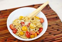 The Eatery - Pasta / A delicious collection of pasta recipes.   / by Kate Eschbach-Songs Kate Sang)