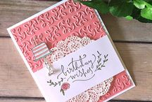 Stampin' UP!- Happiest Of Days