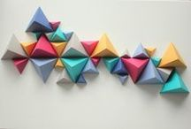 Origami et Masking tape