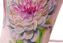 Tattoos / by Theresa John