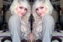 ヘアカラー…hair color