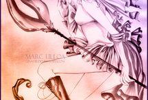 Sailor Moon / Imágenes de las sailors