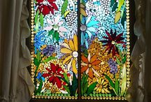 Glass Mosaics / by Tricia Janzen