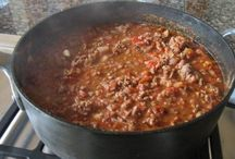 Chili / by Kathy Brown