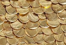 Gold / by Latay Bridges