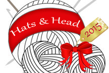 2015 Ravelry Gift-A-Long: Hats & Head / 2015 Ravelry Gift-A-Long: HATS & HEAD: Your favorite Indie Designers bring you the third annual Indie Design Gift-A-Long. Join one of our KAL/CALs Nov 19-Dec 31 for crafty fun and a chance to win prizes. On your mark…get set…GIFT!! / by Indie Design Gift-A-Long