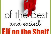 Elf on a shelf ideas ~ / Elf on a shelf ideas ~ great for kids & grandkids ❤️