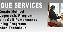 Services we offer / by Dresher PT