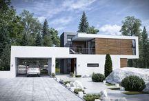Architektur / Einfamilienhäuser