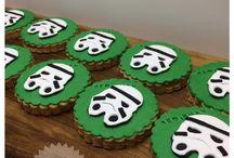 Star wars kurabiye