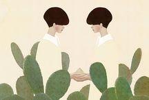 Korean Illustration