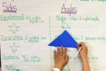 Geometry / Resources and ideas for teaching geometry in elementary school.