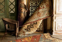 Carpets & Rugs / by Annette Velanzon