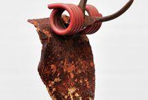 Ben Jansen / Recycle art - iron scrap sculptures - ferraille art