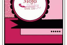 Card sketches, Mojo Monday
