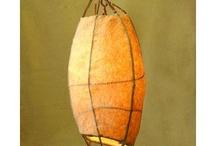 papperslampa