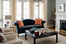 Living Room / by Melinda Tucker