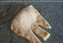 Bread and pie crust ideas