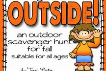 Outdoor Education / Get outside and learn!