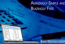 Bank Reconciliation / Bank Reconciliation is an important process that helps to cross verify its own books of accounts with the bank statement... http://maxxerp.blogspot.in/2013/09/bank-reconciliation-maxx-amazingly.html