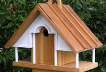 Búdky pre vtáčiky