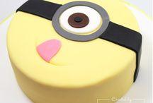 Emerson's Cake Ideas