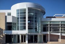 RM 1996 Museum of Television & Radio Beverly Hills, California 1994 - 1996 / RICHARD MEIER