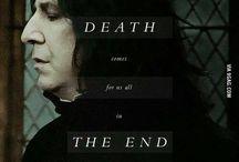 Alan Rickman  / Severus Snape
