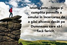 Christian Quotes in Romanian / Quotes about Jesus, the gospel, church and mission in Romanian.