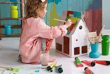 Creative Ideas For Kids / Items and ideas to get your kid's creative juices flowing