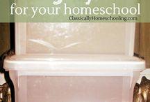 Homeschool Organisation