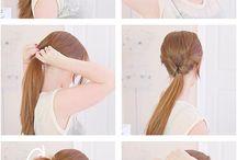 svatba vlasy