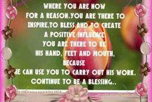Inspiring Quotes / by Josephine Piccolo-Altamura