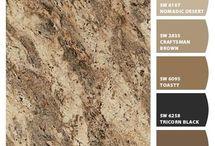 Granite Colors / Colors of granite