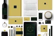 Corporate identity and branding