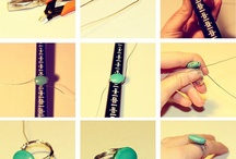 DIY Accessories / by Maudie est folle