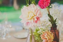 Gretchen & TJ - 10.10.15 / The Portland Company / by Watershed Floral