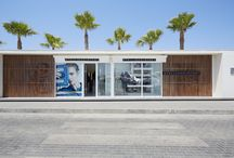 pop up store in IBIZA