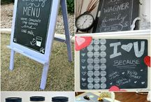 Crafts - Chalkboards Everywhere