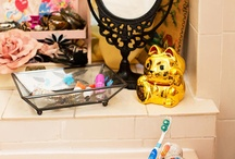 Bathroom Makeover / by Ashley Robinson