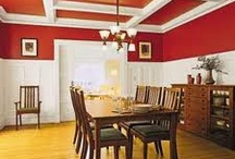 Dazzling Dining Rooms / We would love to eat in these dining rooms! / by The Cameron Team