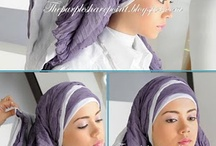 Hijab covers head