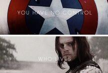 Captain America / CUT THE CHECK!